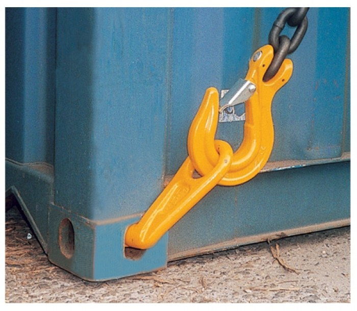 Container lifting lugs solutions