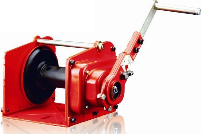 Tiger SF2200 Industrial Hand Winch