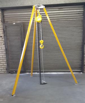 Single Unit Tripod