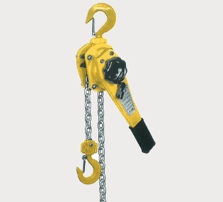 Ilula Lever Chain Hoist - low headroom, compact design
